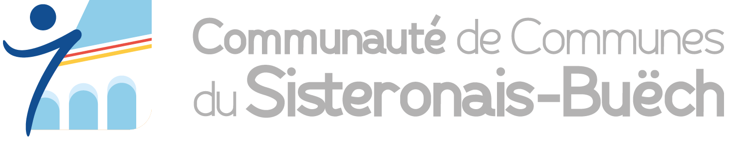 Logo de la communauté de communes Sisteron - Buëch