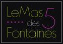Logo du Mas des 5 Fontaines