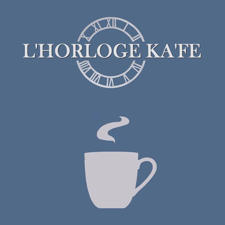 Logo Horloge KA'fé