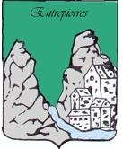 Logo de la ville dD 'Entrepierres